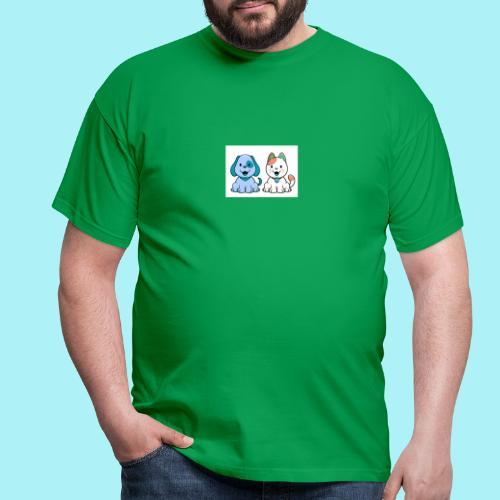 Pets animals - T-shirt Homme