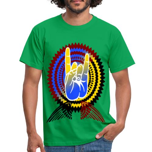 Rock it - Männer T-Shirt