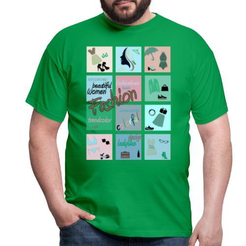 Fashionlover - Männer T-Shirt