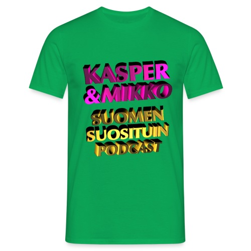 KasperMIkko - Men's T-Shirt