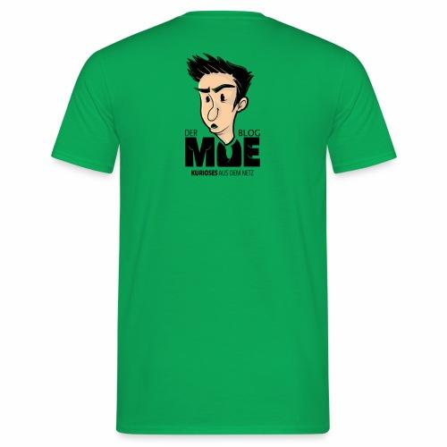 derMoeduck2 durchsich - Männer T-Shirt