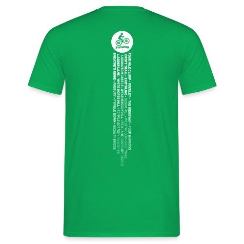 MBS Places Stripe2 - Men's T-Shirt