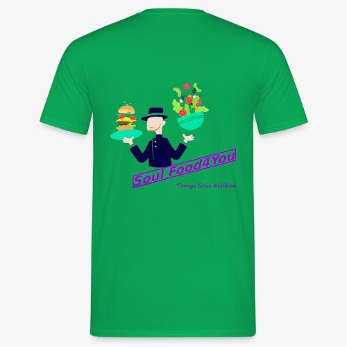 SoulFood4You - Männer T-Shirt