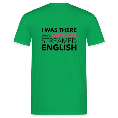 Sumly English - Men's T-Shirt
