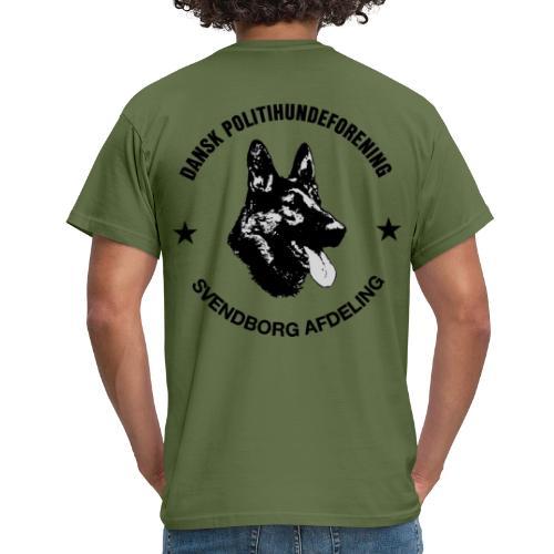 Svendborg ph sort - Herre-T-shirt