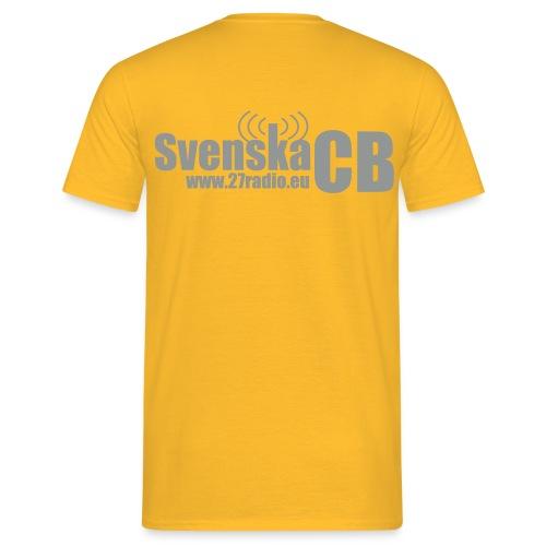 SvenskaCB - T-shirt herr