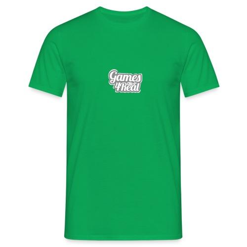 Games4Real - Mannen T-shirt