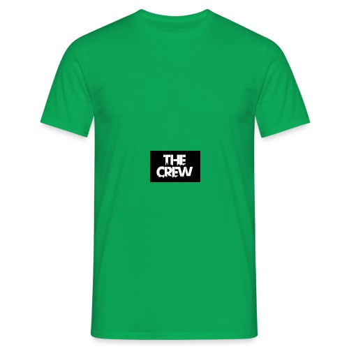 the crew logo - Maglietta da uomo