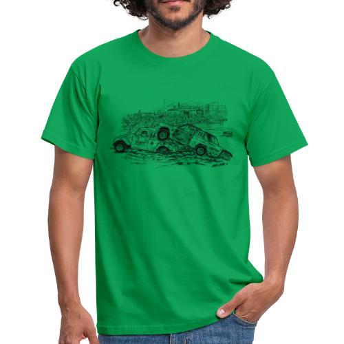 folkrace med Bettan - T-shirt herr