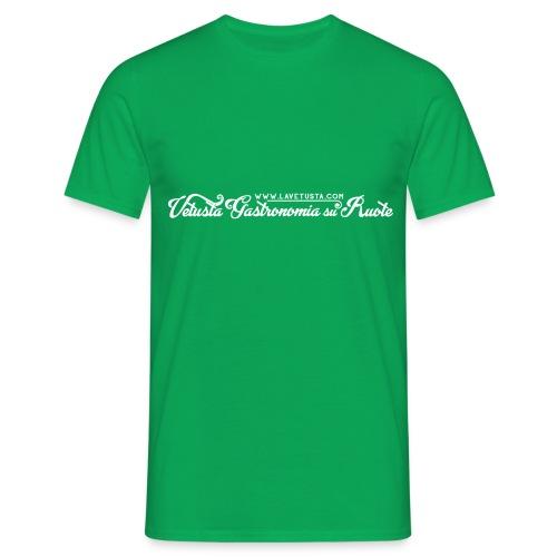 VET_bianco_sito - Maglietta da uomo