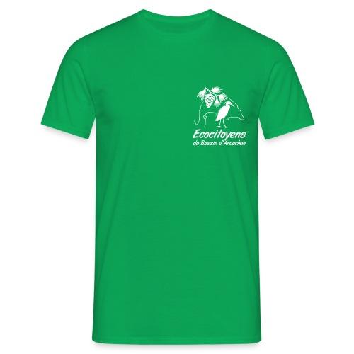 LOGO EBA POITRINE - T-shirt Homme