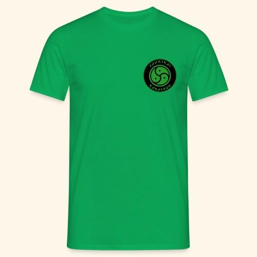 Yuukikai Logo - Männer T-Shirt