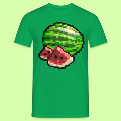 Niss3 Melon - T-shirt herr