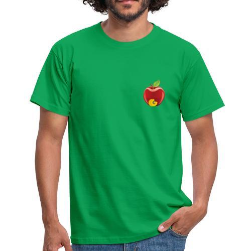 Crunch an Apple - Maglietta da uomo