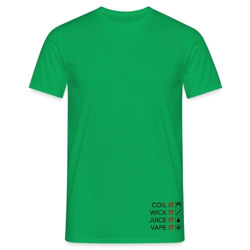 Vape Meme - Männer T-Shirt
