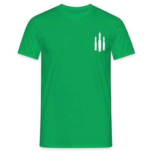 TripleShot - Men's T-Shirt