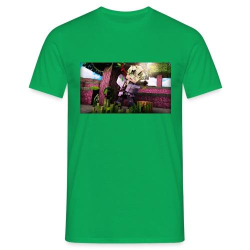 SehrEffektiv stehend - Männer T-Shirt