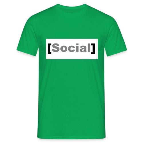 SocialMoods - Männer T-Shirt
