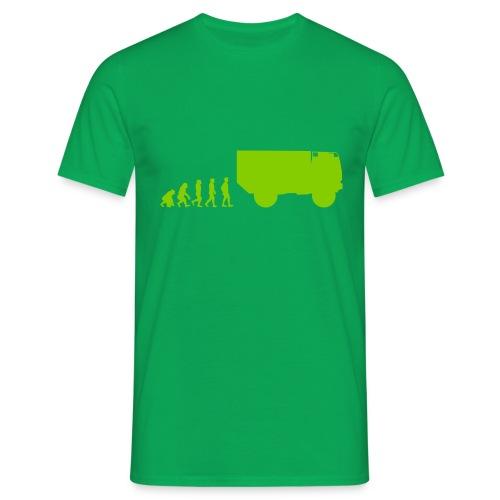 Evolution 90-16 - Männer T-Shirt