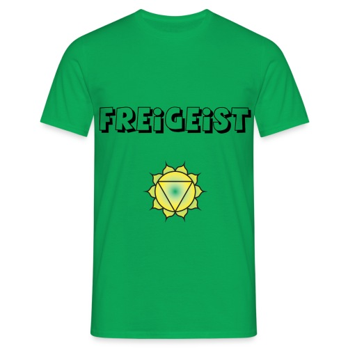 freigeist - Männer T-Shirt