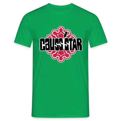Causs'star - T-shirt Homme