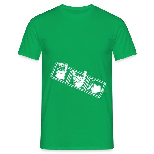 festival - Männer T-Shirt