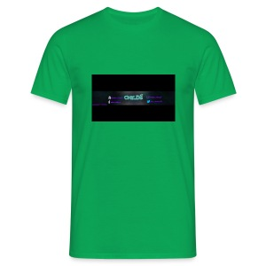 LOGO_Banner_Childs - Men's T-Shirt