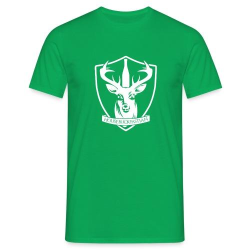House Buckfastian (White) - Men's T-Shirt