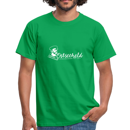Ostseeheld 2 - Männer T-Shirt