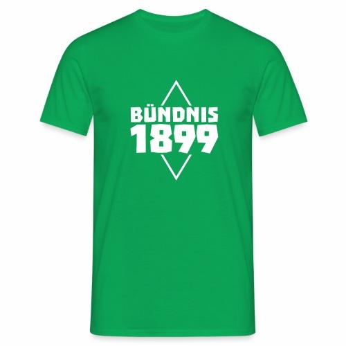 Bündnis 1899 Raute - Männer T-Shirt