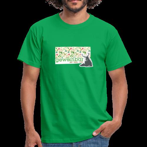 geweihbär ART - Männer T-Shirt