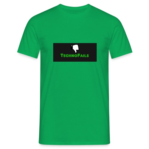 TechnoFails :( - Men's T-Shirt
