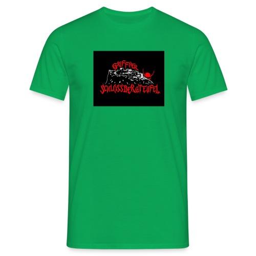 D1478994 A8BA 414A 83EF 3E0D58C7AEEA - Männer T-Shirt