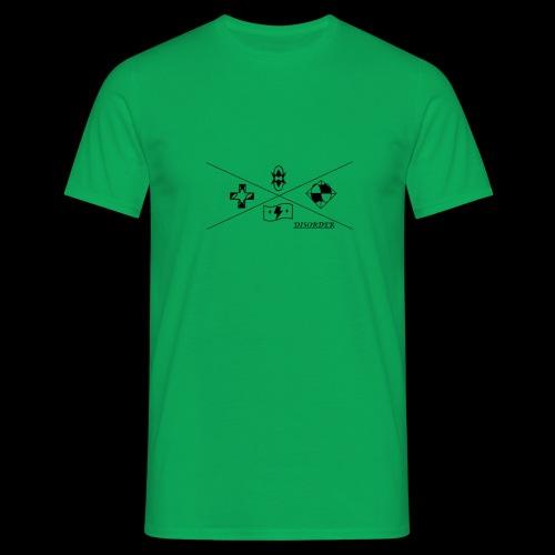 disorder - Camiseta hombre