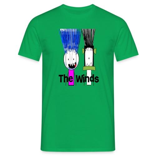 The Winds - Men's T-Shirt
