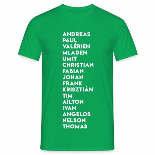 2003/04 Doublesieger Team - Männer T-Shirt