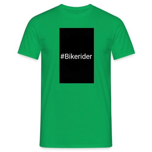 #Bikerider Hoodie - Männer T-Shirt