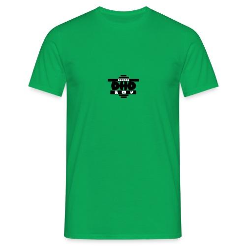 DionHD LOGO - Männer T-Shirt