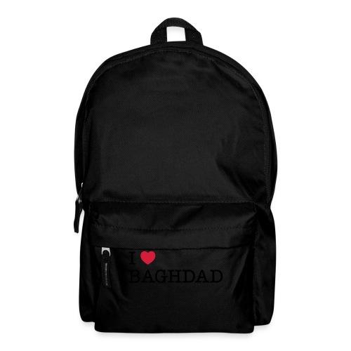 I LOVE BAGHDAD - Backpack