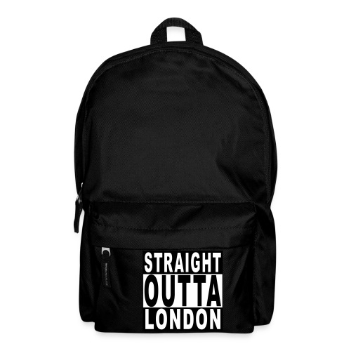 STRAIGHT OUTTA LONDON - Backpack
