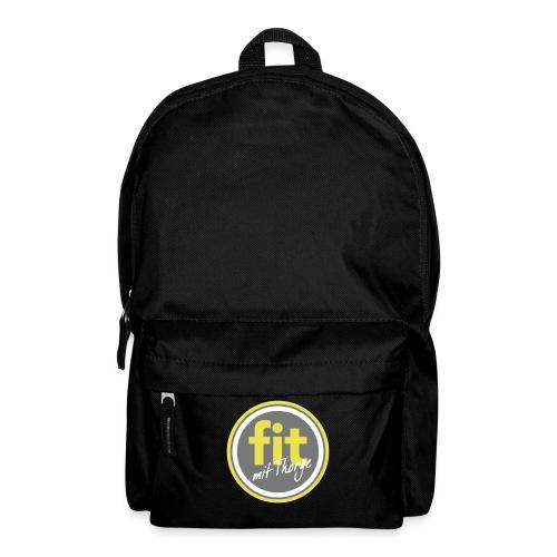 logo fit mit thorge - Rucksack