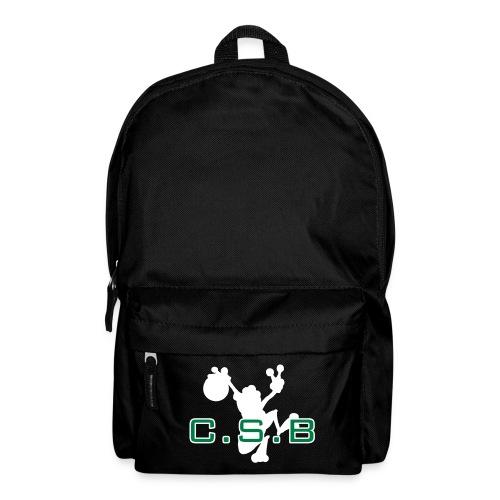 logo csb air csb pour fond noir 3 - Sac à dos