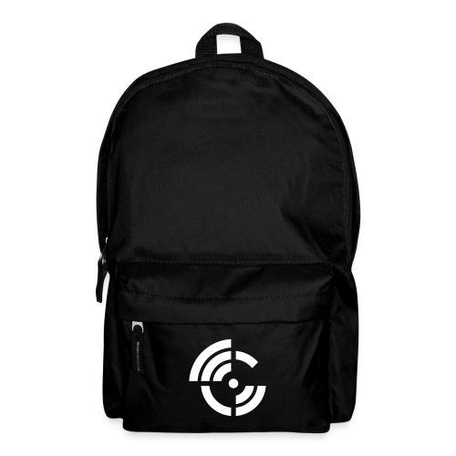 electroradio.fm logo - Backpack