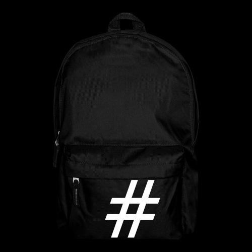 Hashtag Team - Rucksack