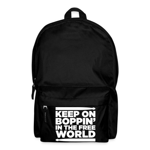 Keep on Boppin' - Backpack