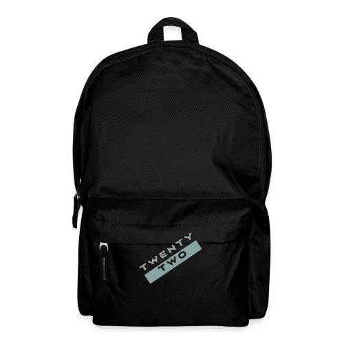 Twenty Two - Backpack