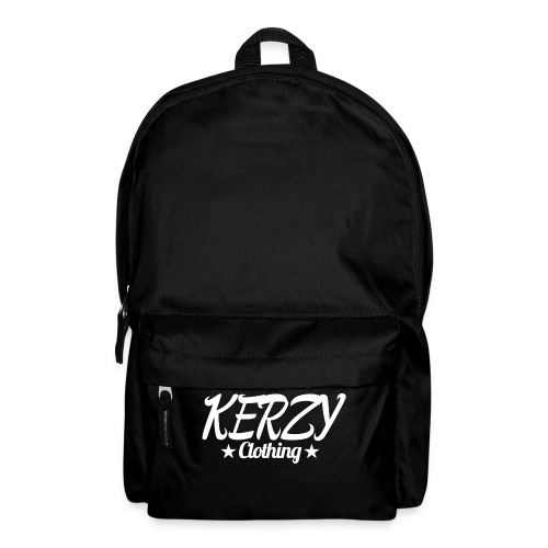 Official KerzyClothing T-Shirt - Backpack