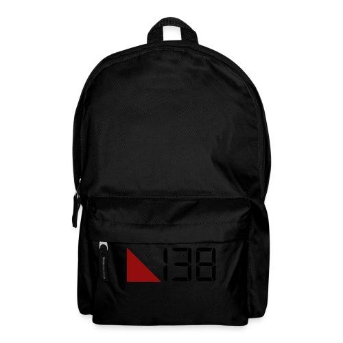 138 (Black) - Ryggsäck