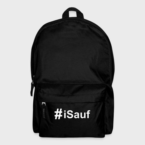 Hashtag iSauf klein - Rucksack