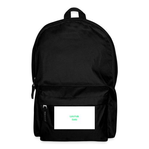 LetsTalk ColU - Backpack